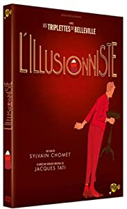 L'Illusionniste  (César 2011 du Meilleur Film d'Animation)