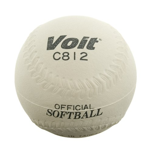 Voit Sponge Center Softball, 12-inch