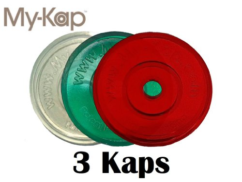 Kaps for K-Cups (3) - Reuse Your Keurig K-Cups