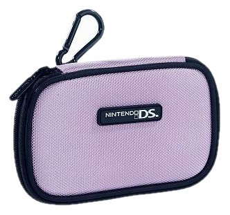 Officially Licensed Carry Case - Pink (Nintendo DS Lite)