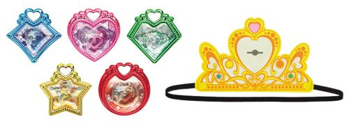 Smile Precure! Cure-de Collection [Rainbow Cure Decor Set] - 1