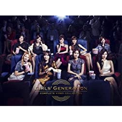 Girls Generation Complete Video Collection [Blu-ray]