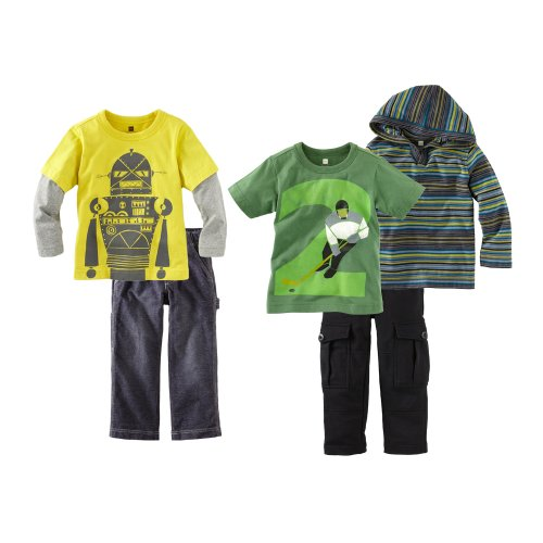 Tea Collection Baby-boys Infant Hockey Bot Five Piece Set, Multi, 6-12 Months  Best Offer