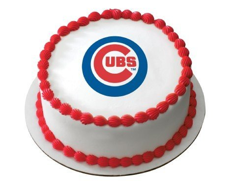 MLB Chicago White Sox ~ Edible Cake Image Topper