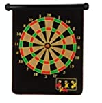 "15"" Magnetic Dart Board Set Hanging W..."