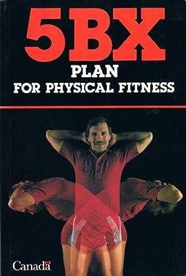 The 5BX Plan for Physical Fitness for Men (Penguin health)