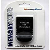 Gamecube Memory Card 4MB 59 Blocks