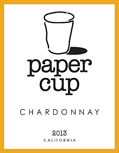 2013 Paper Cup Chardonnay