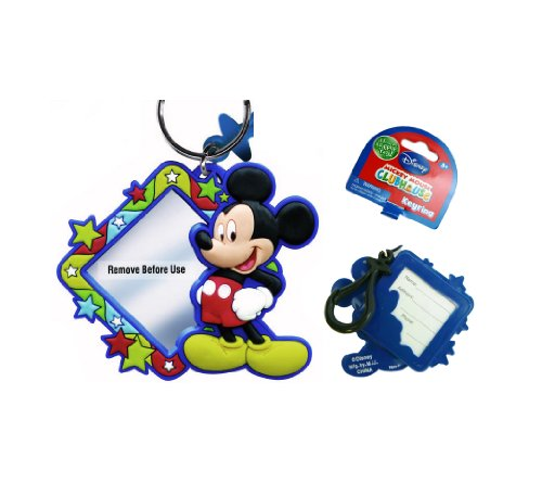 Disney Mickey with Mirror - 1