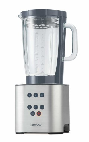 Kenwood BL650 Blender  1.6 Litre Glass Goblet  Silver 