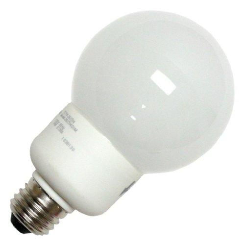 Tcp 2G2514Dim Cfl G25 - 60 Watt Equivalent (14W) Soft White (2700K) Decorative Globe Light Bulb