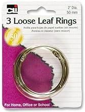 LEO65020 - CLI Looseleaf Ring