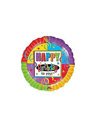Birthday Perfection Balloon - 1