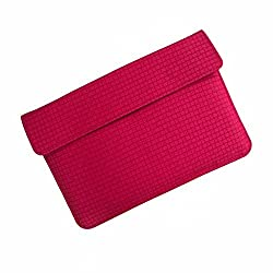 i-KitPit : PU Leather Pouch Case For Huawei Mediapad (PINK)