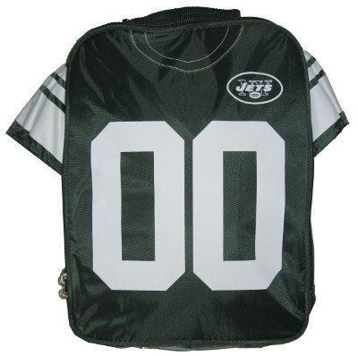 New York Jets NFL Football Jersey Style Lunch Bag Lunch Box at Amazon.com