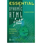 img - for [(Essential Dynamic HTML Fast: Developing an Interactive Web Site )] [Author: Aladdin Ayesh] [Jun-2000] book / textbook / text book