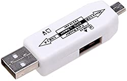 OASIS USB OTG Adapter Compatible for Microsoft Kin ONEm