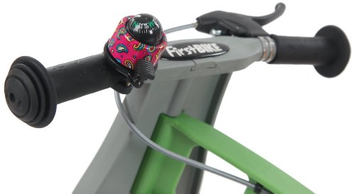 FirstBIKE Compass Bell, Pink