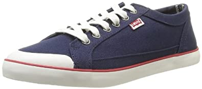 Levi's Venice Beach Low, Baskets mode homme - Bleu (Navy Blue 17), 41 EU (7.5 UK)