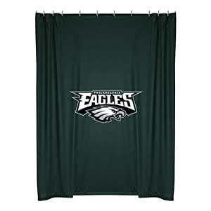 NFL Philadelphia Eagles Shower Curtain by Sports Coverage