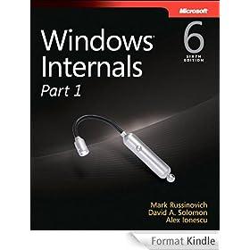 Windows Internals, Part 1 (6th Edition)