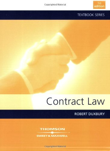Contract Law (Textbook)