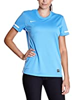 Nike Camiseta Manga Corta Training Top (Azul)