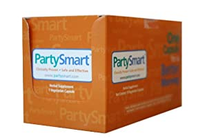 Himalaya PartySmart 10's (3 Pack) for Alcohol Metabolism and Better Morning After 250mg