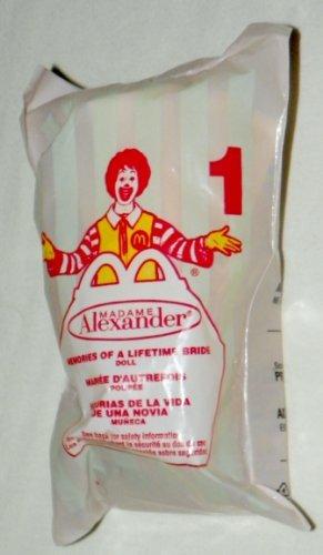 McDonalds - MADAME Alexander #1 - Memories of a Lifetime Bride - 2002 - 1