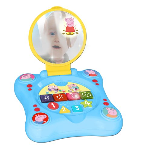 Peppa Pig Magic Mirror Electronic Learning Toy