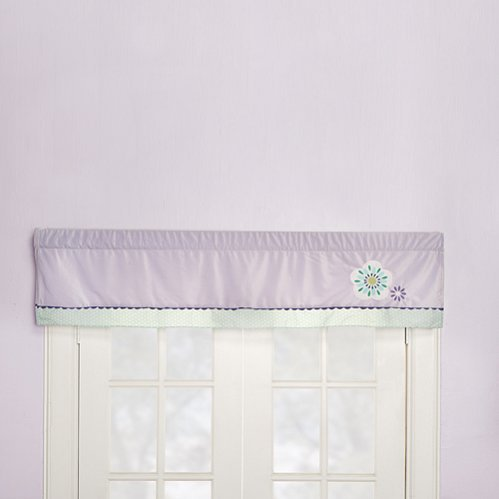 Carters Zoo Garden Window Valance