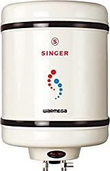 Singer Warmega 2000-Watt Storage Water Heater 10 Litre