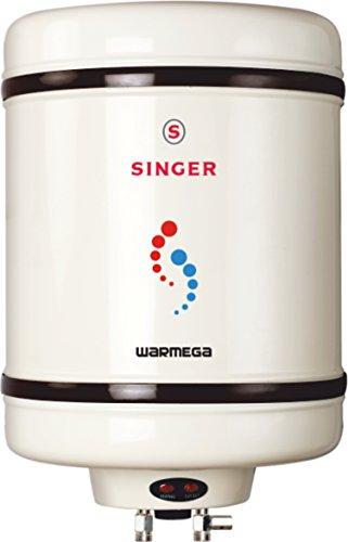 Singer Warmega 2000-Watt Storage Water Heater 10 Litre