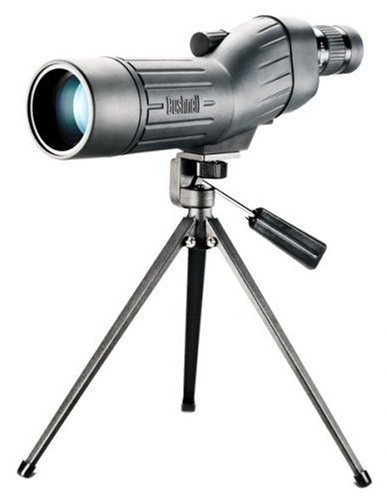 Bushnell Sentry 18-36x50 Waterproof Spotting Scope (Black)