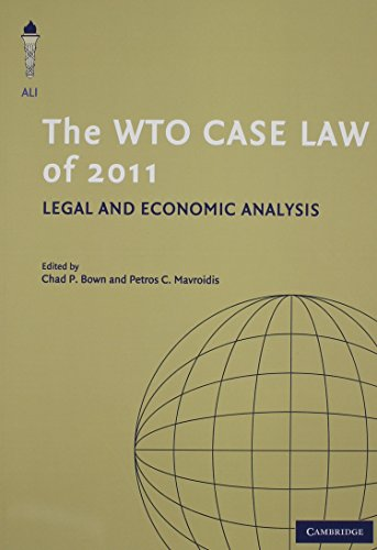 exam law of the wto (formerly law 285) this course will survey the law and policy of the world trade organization and related legal arrangements such as nafta, as well as.