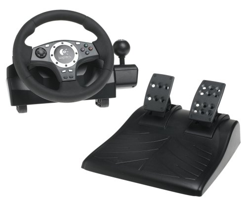 Driving Force Wheel for PlayStation 2 and PlayStation 3