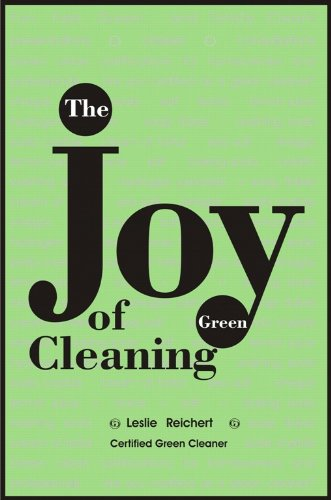 The Joy of Green Cleaning