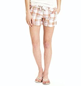Montana Plaid Convertible Shorts