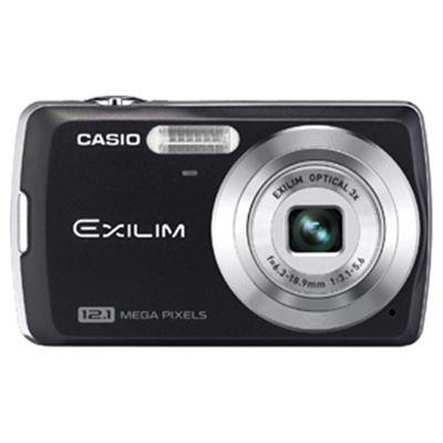 Casio Exilim EX-Z35 12 MP Digital Camera with 3x Optical Zoom and 2.5-Inch LCD (Black)