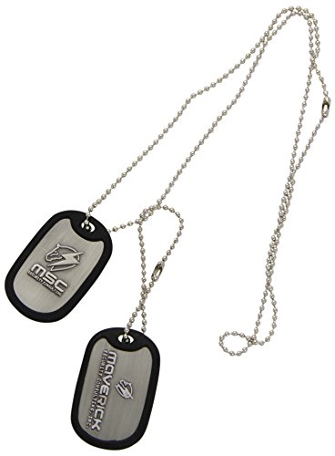 Metal Gear Rising - Dog Tags Maverick Logo