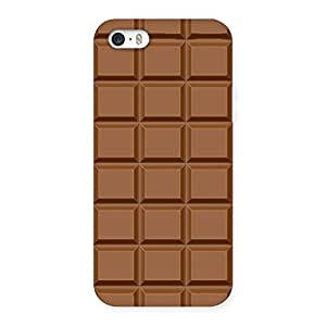 Gorgeous Chocolate Class Print Back Case Cover for iPhone 5 5S
