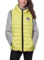 Geographical Norway Chaleco Vedette (Amarillo)