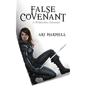 False Covenant (A Widdershins Adventure)