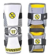 Warrior AX1EG Adrenaline X1 Men's Lacrosse Arm Guards (Call 1-800-327-0074 to order)