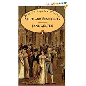 sense and sensibility by jane austen essay