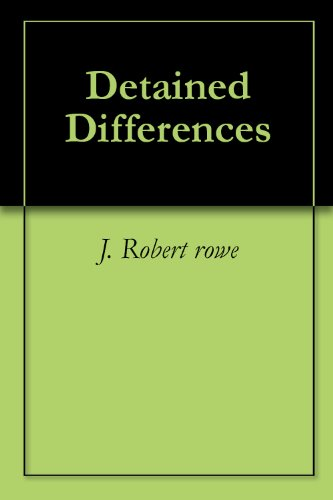 Detained Differences PDF