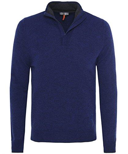 cerruti-1881-mens-pull-laine-zippe-bleu-xxl