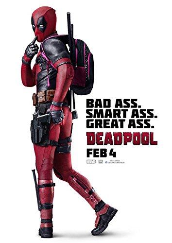 映画 映画 デッドプール 42x30cm ポスター Deadpool 2016 ライアン レイノルズ マーベル X-MEN [並行輸入品]