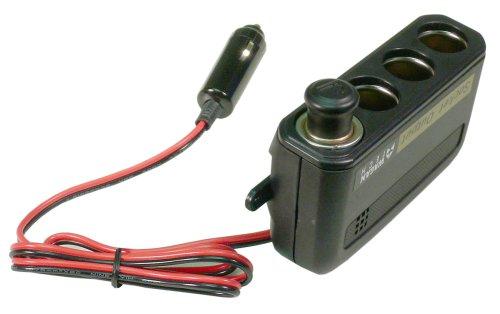 Wagan 4-Way 12V Automotive Socket Extender