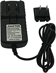 Super Power Supply® AC / DC 12V 2A Adapter Charger Cord for Seagate FreeAgent Free Agent External Hard Drive HDD - Seagate BlackArmor WS 110 , Expansion , Desk , Desk Mac , Xtreme Theater , Theater+ , DockStar Series/Edition ; P/N WA-24E12 WA24E12 DA-24B12 AC ADS-24P-12-2 1224G ADS-24S-12 1224GPCU WA-24C12U S018BU1200150 Wall Barrel Plug